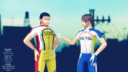新開さんと田所さん