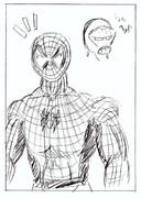 テスト スパイダーマン+α