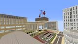 【Minecraft】中央ターミナル駅建設中!!