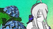 【MMD】しとどに濡れて【弱音ハク】