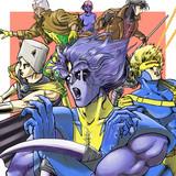 荒木飛呂彦の奇妙なX-MEN
