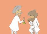 ヘンリー博士とジョゼフ博士