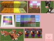 【Minecraft】バニラ微改造リソースパック