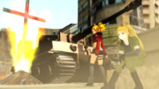 【MMD】戦火【OMF4】