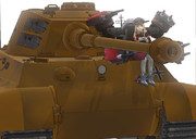 Bismarck und Königstiger