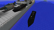 【minecraft】特5式内火艇【配布アリ】