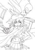 【艦これ】木曾×クロスボーンガンダムX1