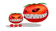 キラートマト・・・【MMDファンタジー】