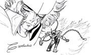 鳳凰星座 の 一輝 「聖闘士星矢」