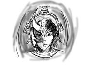 斬月の顔のアレ