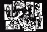 【切り絵】で烏野高校排球部