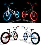 【MMD】BMX風自転車【フラットランド】