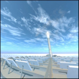 【MMD】タワー式太陽熱発電所【愚痴】