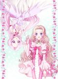ピンクのお姫様