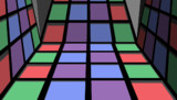 Move Squares in floor Stage