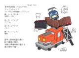 貨物列車型(サイズ修正)