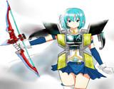 アーマードウィッチ 鎧武