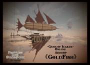【Guns of Minecraft】暁の飛空艇 Goldfish