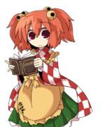 小鈴ちゃんの秘蔵本