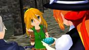 【MMD】リノとお誕生日