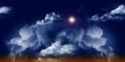 雲と無謀な360度