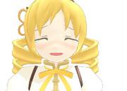 【MMD】泣きマミさん【まどマギ】