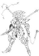 天秤座の童虎