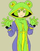 カエル神官
