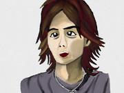 3DSで「たっくん」描いて・・・(-_-;)