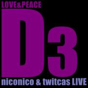 アイコン「LOVE & PEACE D3」 by 優