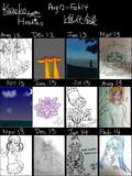 12年8月から14年2月までの進化録