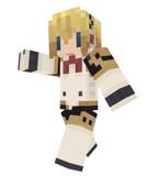 【Minecraft】アイギススキン【ペルソナ3】