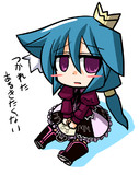 わがままな欝姫、モモメノ