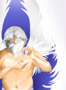 紫紺のペ天使