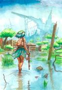 にとりの現代冒険記5