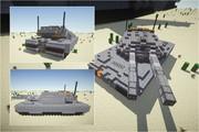 【Minecraft】帝国重戦車