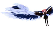 僕も美しい翼が欲しいぅお!