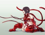 エナ星白(触手)3