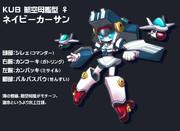 空母型メダロット