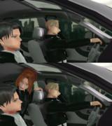 ドライブ♪