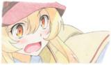 【色鉛筆模写】やっぱり天災ちゃんは可愛い