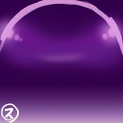 【MMD】紫の髪用スフィアマップ