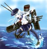 魚雷発射!