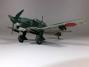 1/72 Ju87C改