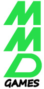 MMD-GAMESロゴ