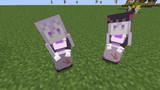 【Minecraft】結月ゆかり メイドモデル【littlemaidmob】