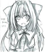 音姉誕生日おめでとう!