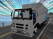 五十鈴のトラック