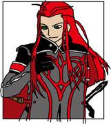 鮮血のアッシュ