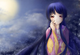 月夜の姫様(フルカラー)